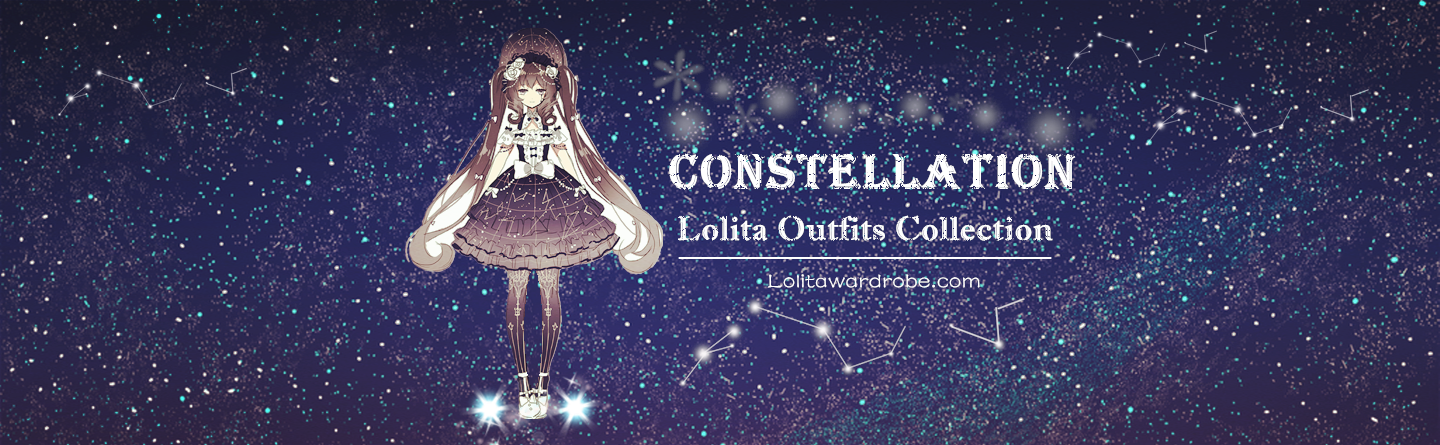 LolitaWardrobe Constellation Lolita Outfits Collec