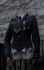 Your Highness -The Vow- Military Ouji Lolita Short Jacket