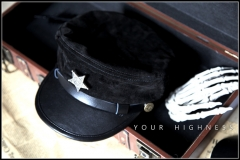 Your Highness -The Vow- Military Gothic Lolita Accessories
