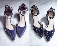 Lost Angel -Starry Night- Lolita Shoes