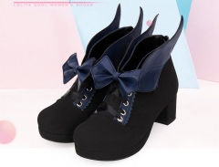 The Demon King Halloween Gothic Lolita Shoes