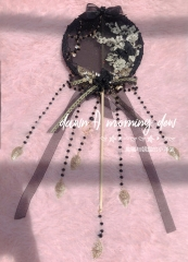 Dawn and Morning Dew -The Song of bamboo- Qi Lolita Accessories