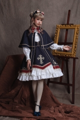 Arcadian Deer -The Sacred Glory College- Lolita Cape