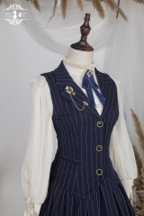 Miss Point -The Rose Academy- Vintage Classic Lolita Vest