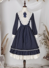 Miss Point -The Rose Academy- Vintage Classic Lolita OP Dress