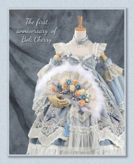 BoliCherry -The Mysterious Island- Vintage Classic Lolita Accessories