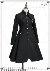 Princess Chronicles -The Beginning of the Night- Gothic Lolita Military Lolita Jacket