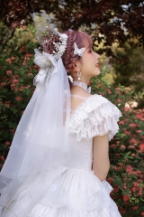 Alice Girl -Ode To Spring- Vintage Classic Lolita Accessories