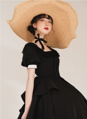 The Crown Girl Vintage Classic Lolita Top Wear